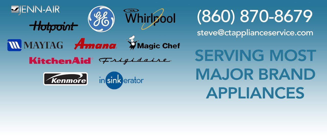 Serving most major brands